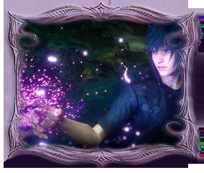 Final Fantasy XV: new edge представляет: охота за магическими частицами!