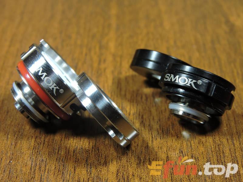 SMOK TFV8 X-Baby Beast RTA - верхнеобдувный зверюга 046