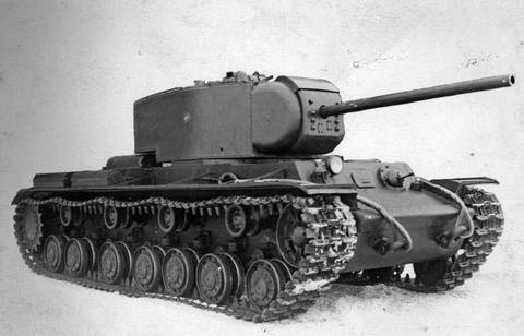 Т-220 («Объект 220», КВ-220, КВ-4) - опытный тяжёлый танк 1o38g