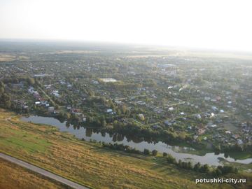 река Берёзка