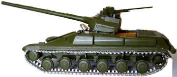 «Объект 450» - средний танк (проект) KcDYM
