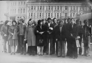 ФОТОГРАФИИ ПРОШЛЫХ ЛЕТ. 1950-е - 1990-е годы - 2