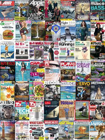 Download Assorted Magazines - Sept 30 2017 (True PDF) Torrent