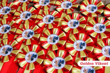 Наградные розетки на заказ от Golden Vikont Fx05N