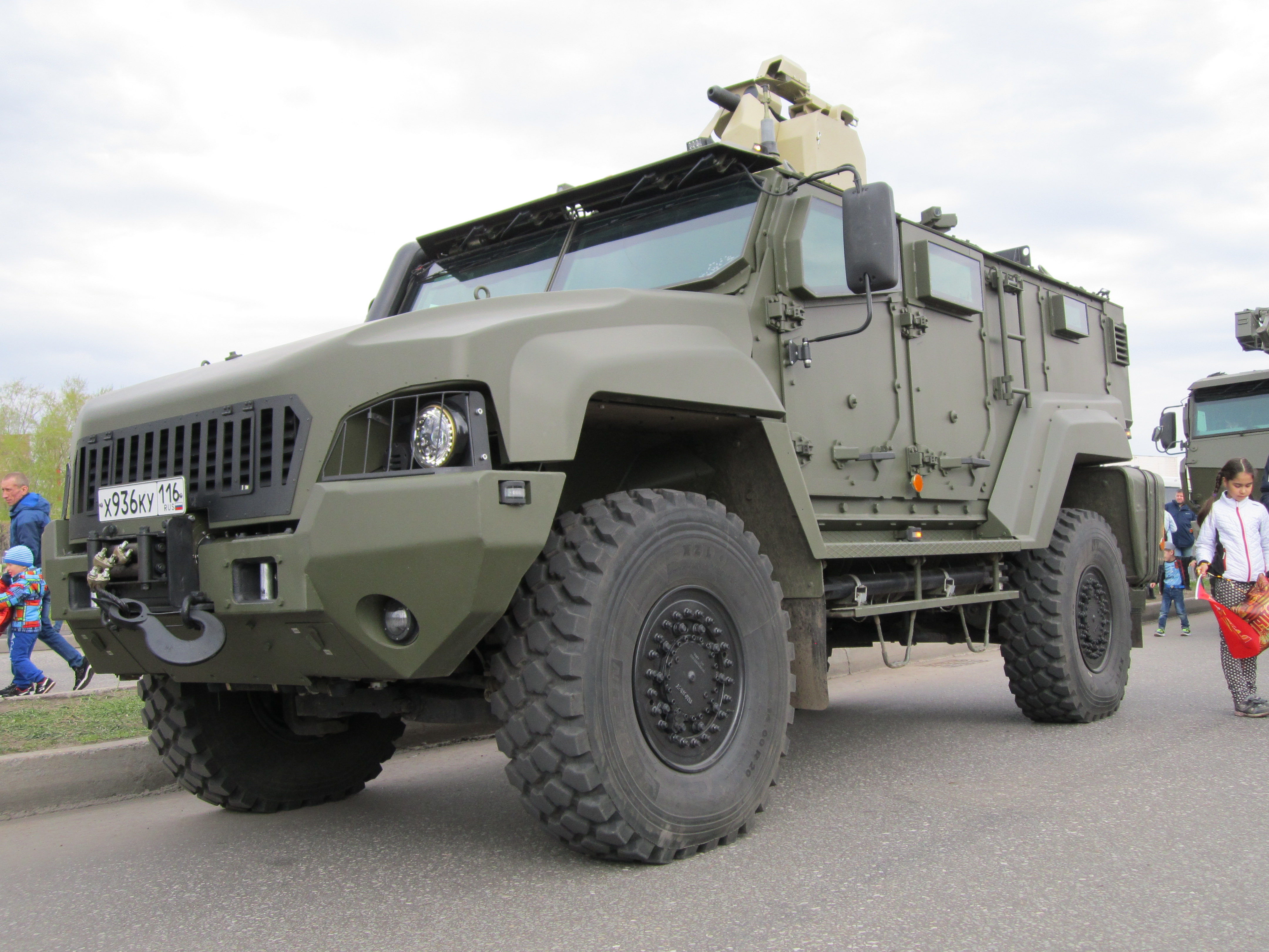 Typhoon MRAP family vechiles - Page 8 UIaC6