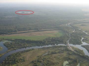 озеро Игнатково
